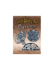 Dover Temporary Tattoos Celtic Body Art