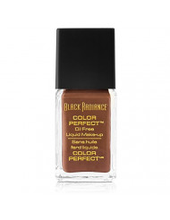 Black Radiance Color Perfect Liquid Make-Up, Cocoa Bean, 1 Ounce