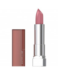 Maybelline New York Color Sensational Nude Lipstick, Satin Lipstick, Warm Me Up, 0.15 Ounce, 1 Count