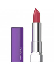 Maybelline New York Color Sensational Red Lipstick, Satin Lipstick, Plum Perfect, 0.15 Ounce, Pack of 1