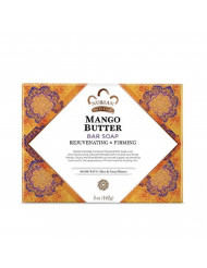 Nubian Heritage Soap Bar Mango Butter, 5 Ounces (2 Packs)