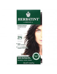Herbatint: Herbatint Permanent Hair Color Brown 2N, 4.56 oz (2 pack)
