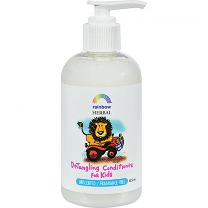 Rainbow Research, Conditioner for Kids Unscented, 8 Fl Oz