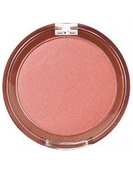 Mineral Fusion Blush, Flashy, Matte Coral Pink, 0.10 oz (Packaging May Vary)
