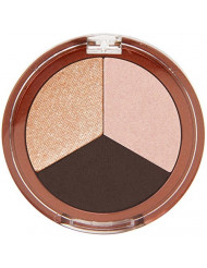MINERAL FUSION Eye shadow trio espresso gold by mineral fusion, 0.10 oz, 0.10 Ounce