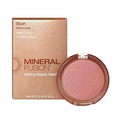 Mineral Fusion Blush, Creation, Matte Rose, 0.10 oz (Packaging May Vary)