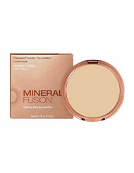 Mineral Fusion Makeup Pressed Powder Foundation Olive 1 By 0.32 Oz