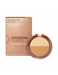 Mineral Fusion Compact Concealer Duo, Warm Shade