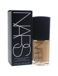 Nars Sheer Glow Foundation, Barcelona/Medium, 1 Ounce