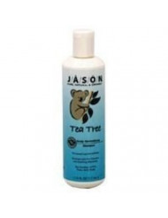 Jason Natural Products Shampoo Tea Tree Oil Therapy