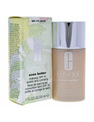 Clinique Even Better Makeup SPF 15 Foundation, 13 Amber, 1 Ounce