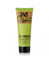 TIGI Love, Peace and The Planet Eco Awesome Conditioner, Cranberry Orange Mint, 6.7 Ounce