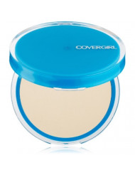 CoverGirl Clean Oil Control Pressed Powder, Classic Ivory (W) 510, 0.35-Ounce Pan (Pack of 2)