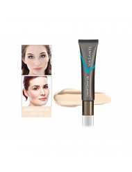 Oil-Free Foundation & Concealer in 1 (V0) by VASANTI - Liquid Cover-Up - Get Incredible Coverage with Featherlight Finish Now!