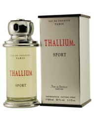 Thallium Sport By Jacques Evard For Men Edt Spray 3.3 Oz