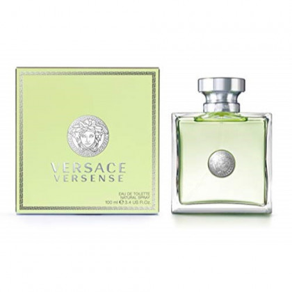 Versace Versense By Gianni Versace For Women Edt Spray 3.4 Oz