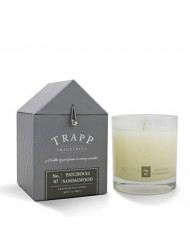 Trapp Signature Home Collection No. 7 Patchouli Sandalwood Poured Scented Candle, 7 Ounce