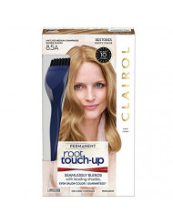 Clairol Nice 'N Easy Root Touch-Up 8.5a Medium Champagne Blonde 1 Kit, 1.000-Kit (Pack of 3)