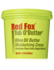 Red Fox Tub O Butter Olive Oil, 11.5 Ounce