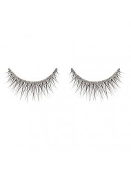Zinkcolor Silver Glittery Band Synthetic Eyelashes D099 Dance Halloween Costume