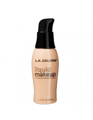 L.A. Colors Pump Liquid Makeup, Natural