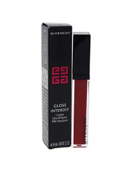 Givenchy Gloss Interdit - # 12 Rouge Passion By Givenchy for Women - 0.21 Oz Lip Gloss, 0.21 Oz
