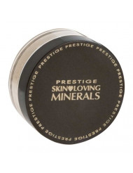 Prestige Cosmetics Skin Loving Minerals Gentle Finish Mineral Powder Foundation, Warm Ginger, 0.23 Ounce