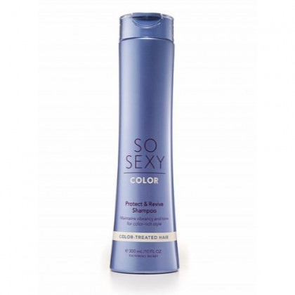 Victoria's Secret So Sexy Color Protect & Revive Shampoo Color Theated Hair