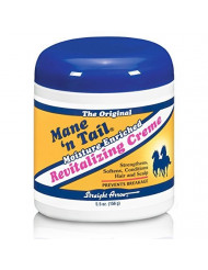 Mane 'n Tail Moisture Enriched Revitalizing Creme Treatment 5.5 Ounce