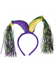 Jester Headband Party Accessory (1 count) (1/Pkg)