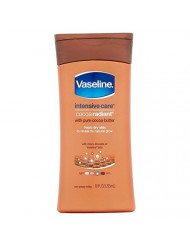 Vaseline Intensive Care Lotion Cocoa Radiant 10 Ounce (295ml) (2 Pack)