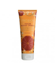 Pacifica Tuscan Blood Orange Body Butter, 8 Ounce