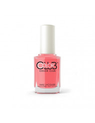 Color Club Poptastic Neons Nail Polish, Modern Pink, Bubblegum Pink.05 Ounce