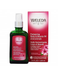 Weleda - Pampering Body & Beauty Oil Wild Rose Extracts - 3.4 fl. oz.