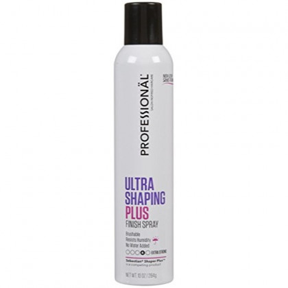Professional by Natures Therapy Ultra Shaping Plus Hairspray, 10 oz