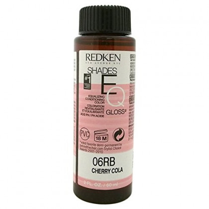 Redken Shades EQ Gloss for Women Hair Color, Cherry Cola, 2 Ounce