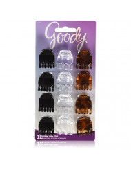 Goody Claw Clip, Small, 12 Count