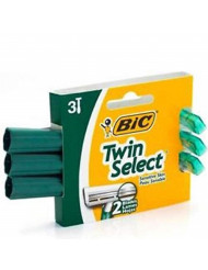 Bic Twin Select Sensitive Skin - 3 ct.