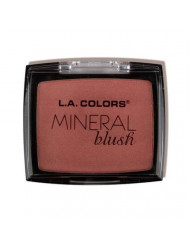LA Colors Mineral Blush, CMB856 Dusty Rose, 0.15 Oz