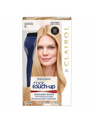 Clairol Root Touch-Up Permanent Hair Color Creme, 9 Light Blonde, 2 Count