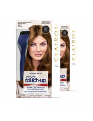 Clairol Root Touch-Up Permanent Hair Color Creme, 5G Medium Golden Brown, 2 Count