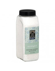 One With Nature Eucalyptus Bath Salt, 1.98 Pound