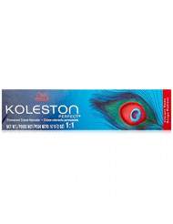 Wella Koleston Perfect Permanent Creme Hair Color, 5/5 Light Brown/Red Violet, 2 Ounce