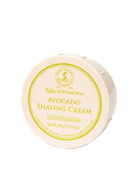 Taylor of Old Bond Street Avocado Shaving Cream In A Bowl, 5.3-Ounce