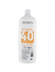 Redken Pro-Oxide 40 Volume 12% Cream Developer, 33.79 Ounce