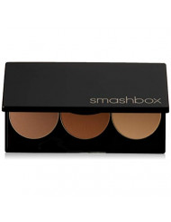 SmashBox Step By Step Contour Kit With Light Medium Brush, Brown, 4 Ounce