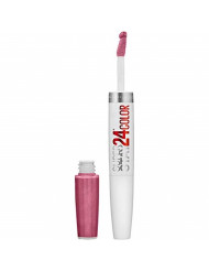 Maybelline SuperStay 24 2-Step Liquid Lipstick Makeup, Very Cranberry, 1 kit
