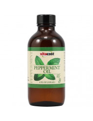 Vitacost 100% Pure Peppermint Oil - 4 fl oz