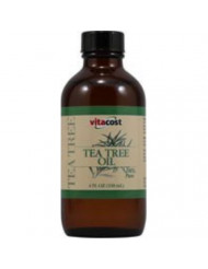 Vitacost 100% Pure Tea Tree Oil - 4 fl oz