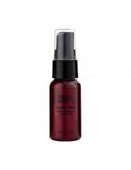 Mehron Makeup Hair and Body GlitterSpray (1 oz) (Red)